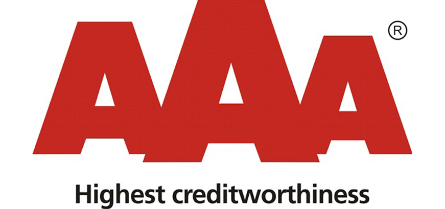 AAA creditworthness from Bisnode