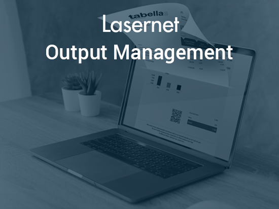 Lasernet Output Management for Dynamics 365 Finance & Operations