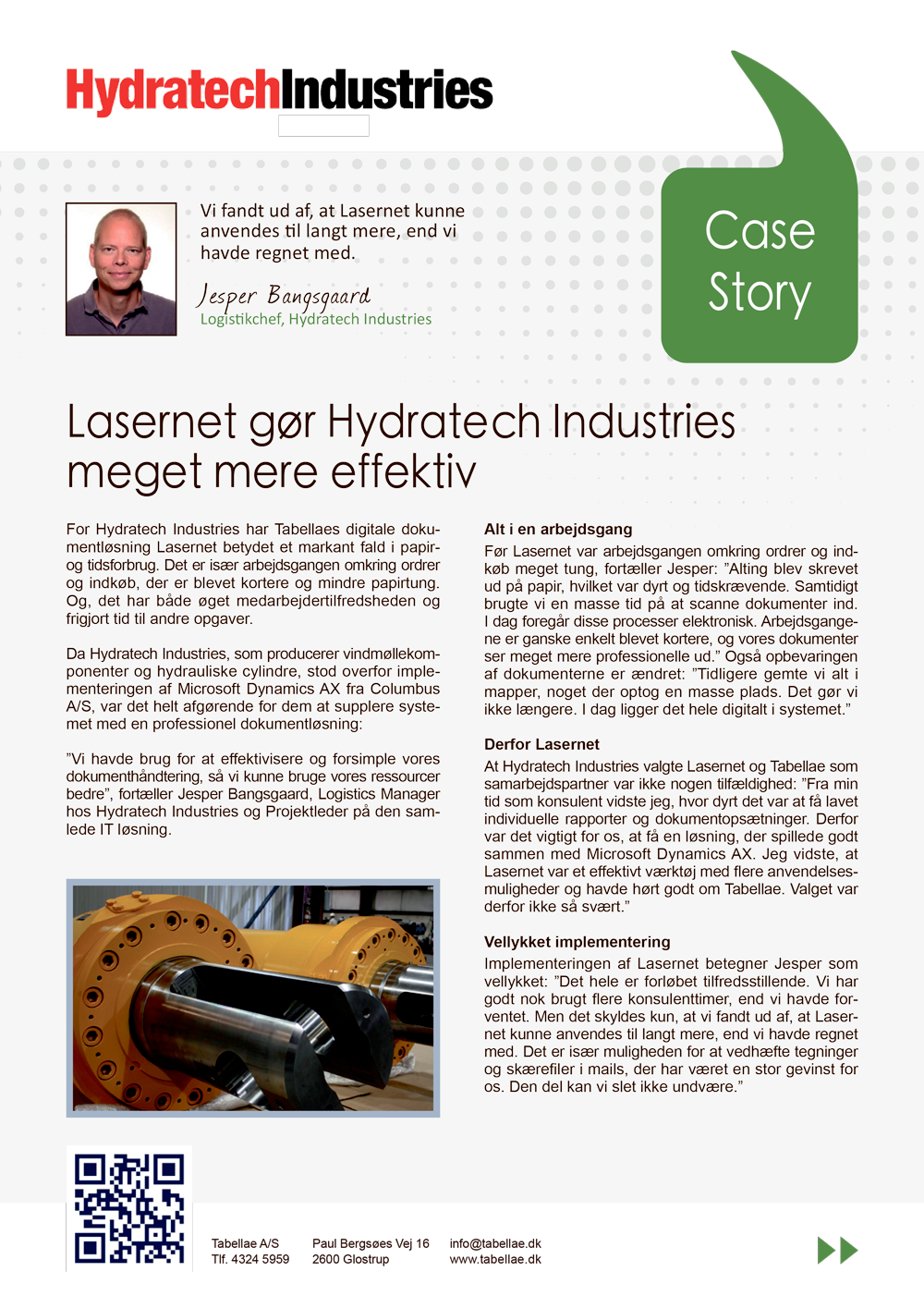 Hydratech Industries