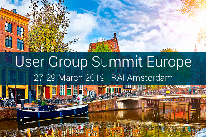 Mød Tabellae på User Group Summit Europe i Amsterdam