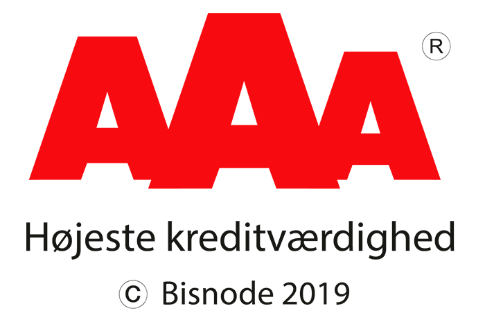 AAA-rating til Tabellae A/S i 2019