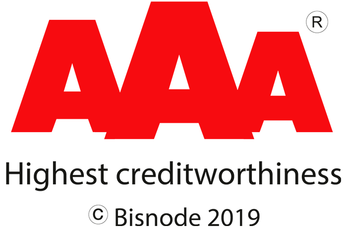 AAA rating for Tabellae A/S in 2019
