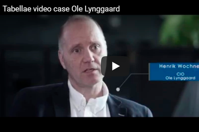 Ole Lynggaard benefits from Lasernet for Dynamics NAV