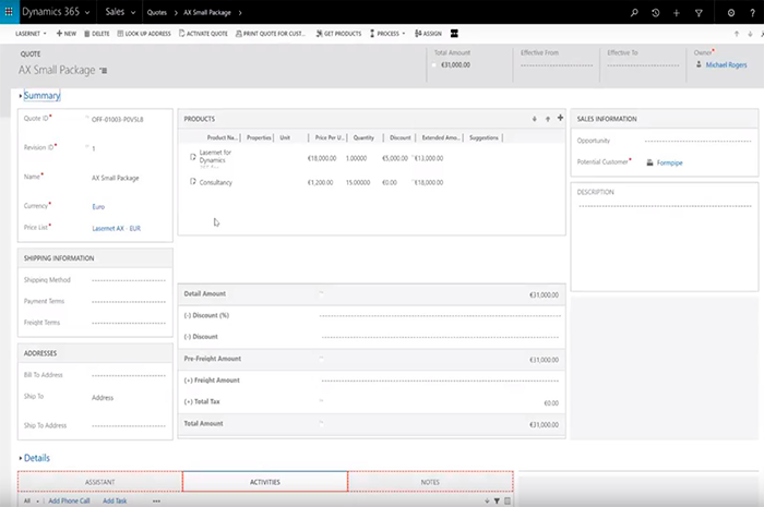 Dynamics 365 for Customer Engangement Connector has been launched